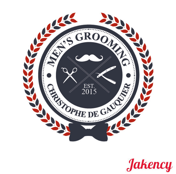 logo mensgrooming christophe Willebroek