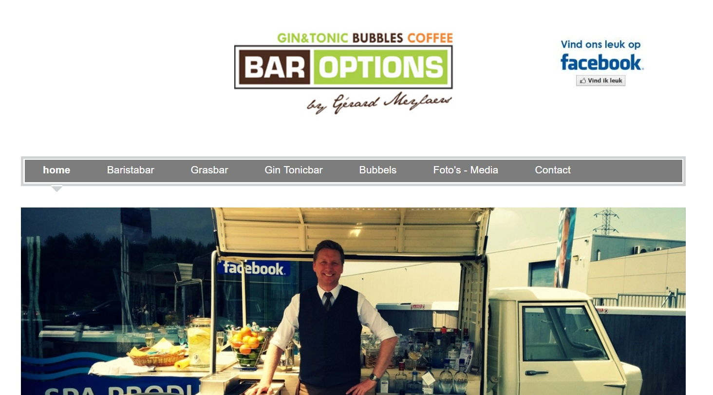 Baroptions | Webdesign Bilzen