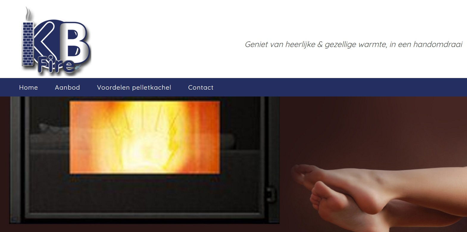 Kb fire | Webdesign Hasselt